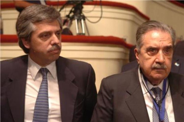 Alberto y Alfonsín, relación que Negri y los socios de Macri quieren ocultar