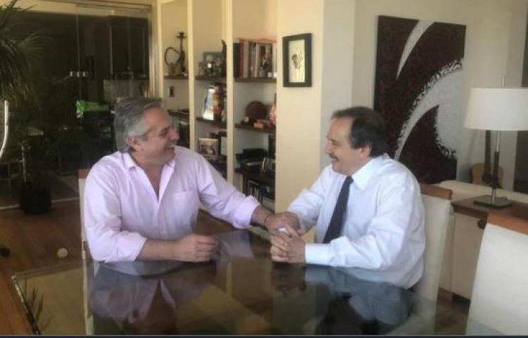 Ricardo Alfonsín será nombrado como embajador argentino en España