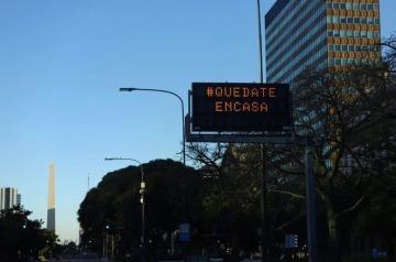 """Se oficializó la continuidad del ASPO hasta """"el próximo 7 de junio inclusive"""""""