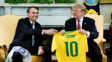 Los fracasos de EEUU, Brasil, Chile y RU en pandemia que dejan en ridículo a quienes presionan a Alberto