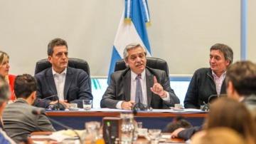 Tras la indecisión opositora, Alberto se reúne con diputados y senadores de Juntos por el Cambio