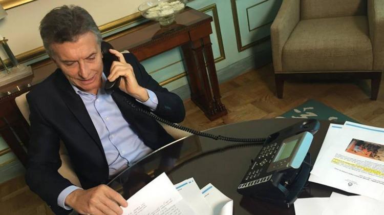 La Justicia rechazó el pedido de Macri para evitar que le revisen el teléfono