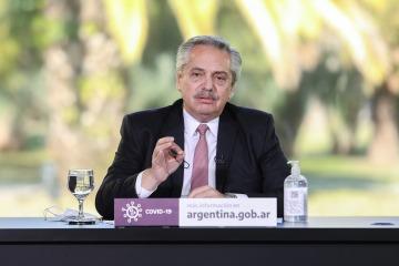 """Alberto, sobre el éxito en el canje de la deuda: """"Resolvimos una deuda imposible en la mayor crisis económica"""""""