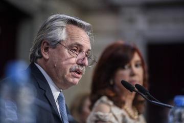 Alberto criticó fuerte a la Justicia, con párrafos aparte para Stornelli, la Corte Suprema y el anuncio de un Tribunal Superior