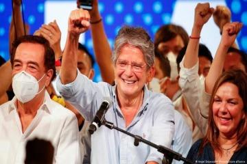 Elecciones en Ecuador: Alberto felicitó al presidente electo, Guillermo Lasso
