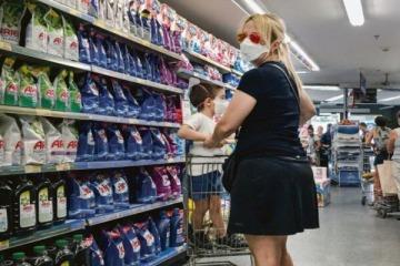 La inflación se aceleró y marzo tuvo un pico de 4,8%