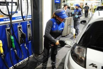Nuevo aumento en la nafta y el gasoil