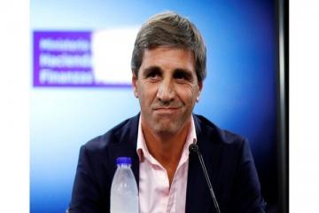 Caputo culpó a Christine Lagarde por el fracaso en el manejo del tipo de cambio