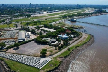 Declaran inconstitucional la venta de terrenos públicos en Costa Salguero