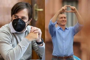 """Kreplak cruzó a Macri por haberse vacunado en Estados Unidos: """"Exhibe privilegios"""""""