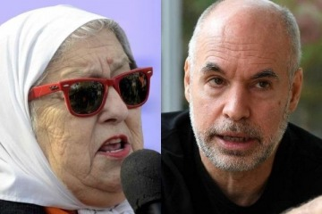 """En la semana de reaperturas por Covid, Hebe acusó a Larreta de """"dictador"""""""