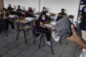 Las provincias que retoman las clases presenciales