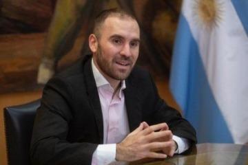 """Guzmán: """"Queremos tener un esquema de deuda ordenado y evitar un default"""""""