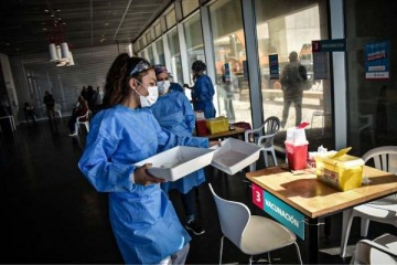 Coronavirus en Argentina: Se registraron más de 15 mil nuevos contagios