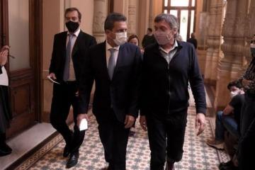 Sergio Massa, Máximo Kirchner y otros diputados aislados por un nuevo caso positivo de Covid 19 en el Congreso