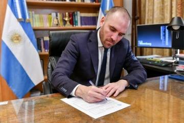 Guzmán apoyó la asignación del nuevo DEG del FMI para los países en emergencia