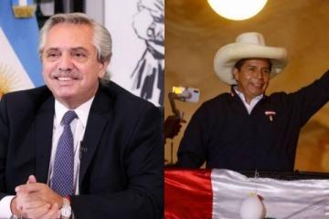 Alberto viaja Perú pasa asistir a la ceremonia de asunción de Pedro Castillo
