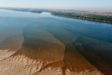 Bajante histórica del río Paraná: ¿Por qué se volvió salada el agua en Santa Fe?