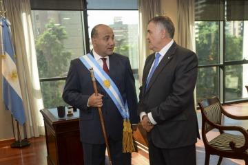 Fumata blanca en Tucumán: Manzur asumirá como jefe de Gabinete y Jaldo gobernará hasta 2023