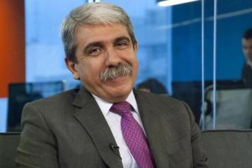 """Aníbal Fernández: """"Macri ha sido un turbio toda la vida"""""""