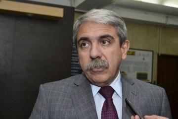 """Aníbal Fernández: """"Bonadío forma parte de una campaña sucia"""""""