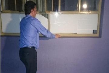 Tucumán: un intendente está atrincherado en su oficina tras el despido de personal municipal