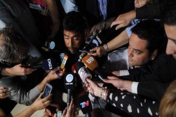 ¿Qué pasó en la reunión entre los delegados y el gobierno?