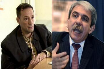 Martín Lanatta volvió a vincular a Aníbal Fernández con el triple crimen