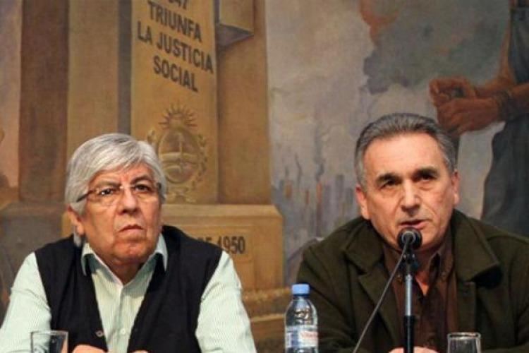 Hugo Moyano anticipó su alejamiento al frente de la CGT Azopardo