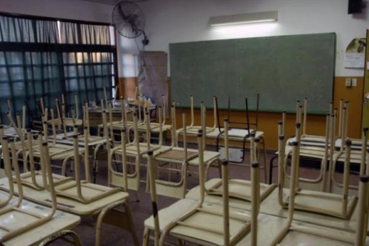Los docentes harán hoy un paro en toda la Provincia