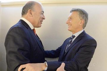 """Macri dijo que el CEO de Coca-Cola es """"un fanático de esta nueva etapa"""" del país"""