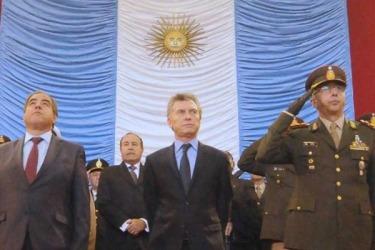 Macri destinará $4515 millones para reequipar a las Fuerzas Armadas