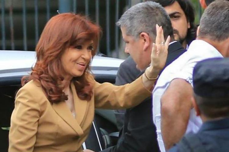 Bonadio rechazó a acelerar el juicio a Cristina — Dólar futuro