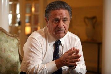 """""""La situación actual es de crisis"""", sostuvo el ex presidente Eduardo Duhalde"""