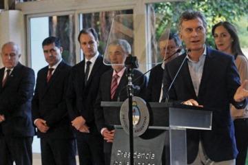 Macri decretó la emergencia nacional en adicciones hasta diciembre de 2018