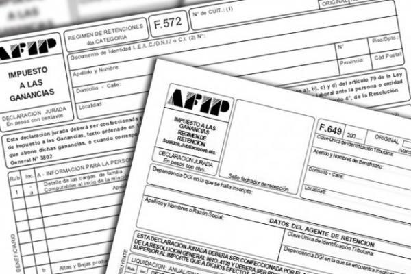 El gobierno quiere cambiarle el nombre al impuesto a las for Como se llama el ministro del interior
