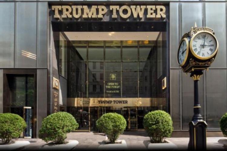 Suspenden la construcción de la Trump Tower