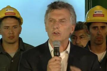 Odebrecht: Macri inauguró gasoducto de la empresa denunciada por corrupción