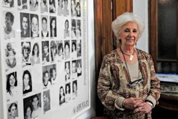 """Carlotto: """"Hay una persecución política tremenda a la ex Presidenta"""""""