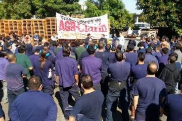 Clarín cierra su planta de impresión en Pompeya
