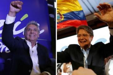 Tensión en Ecuador: se define voto a voto si triunfa el candidato de Correa o hay balotaje