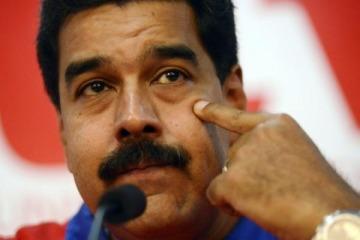 """Maduro calificó a Mauricio Macri de """"ladrón y farsante"""""""