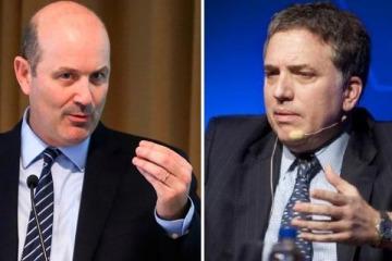 """Dujovne vs Sturzenegger : """"De ninguna manera va a haber un cambio importante"""" en la inflación"""