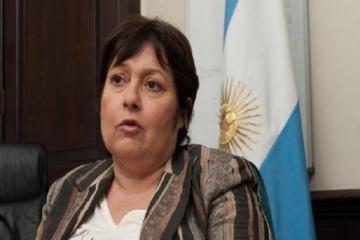 Graciela Ocaña presentó un amparo para evitar que el Gobierno pague por la rescisión del FPT