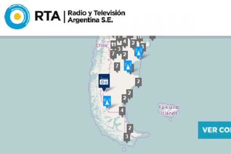 Otro Escandalo Del Gobierno Con Un Mapa De Malvinas Figuran Como Falkland Islands En Un Sitio Oficial Poltica Argentina
