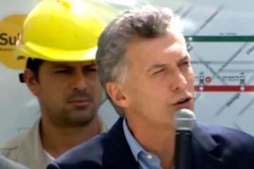 """Macri se corrigió y dijo que """"la educación pública iguala oportunidades"""", pero criticó a los docentes por el paro"""