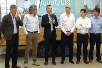 """Macri se quejó por la """"capacidad de autoboicotearnos que tenemos los argentinos"""""""