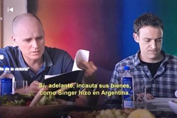 La serie de Netflix que se burla del acuerdo de Macri con los fondos buitre