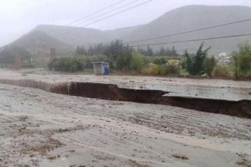 Inundaciones: se agrava la situación en Comodoro Rivadavia