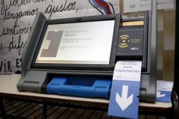 Insólito: Cambiemos volteó el voto electrónico en Corrientes